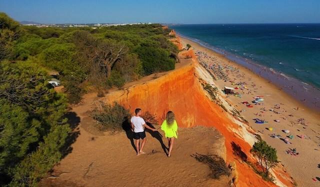 best-algarve-beach-Praia-da-Falésia