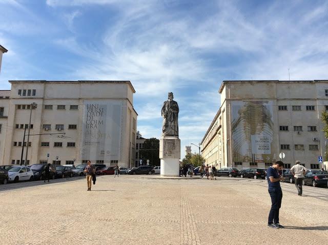 Coimbra University. Portugalholidays4u.com