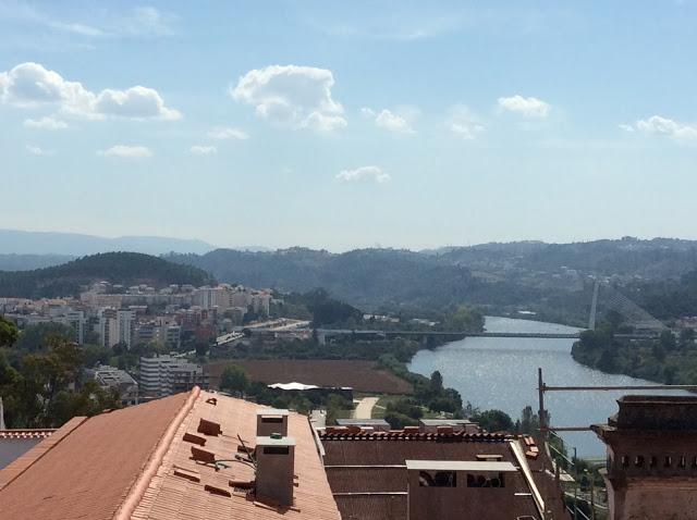 View from Coimbra university. Portugalholidays4u.com