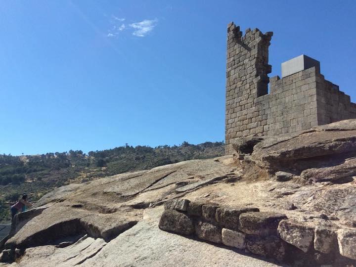Castelo-Novo-castle. Portugalholidays4u.com