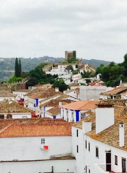 View-over-obidos. Portugalholidays4u.com
