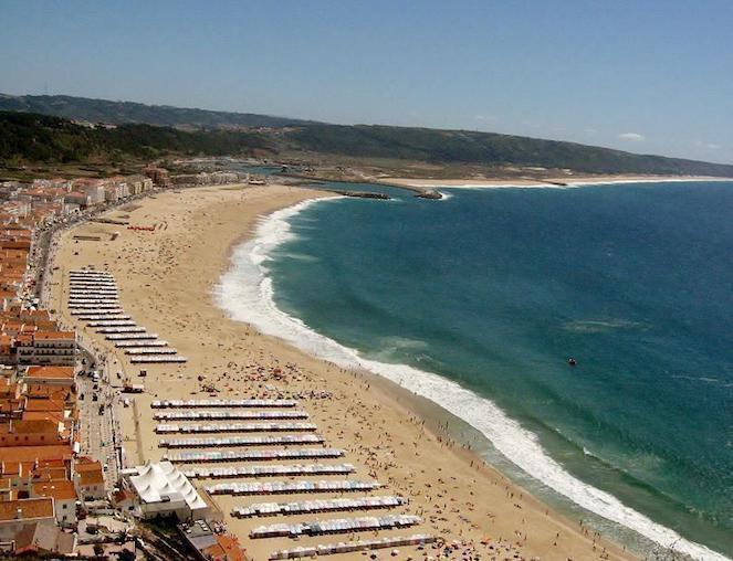 Nazare-beach-portugal