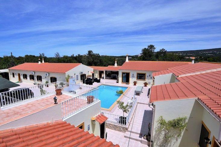 Algarve-bed-and-breakfast Casa-dos-Ninos