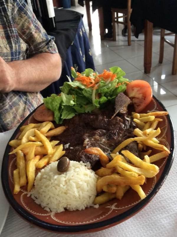 Portugalholidays4u.com. Prato-do-dia