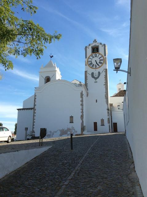 Santa-María-do-Castelo-Church-Tavira