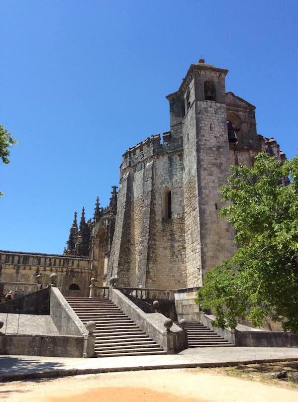 Convento-de-Cristo-Tomar-portugal