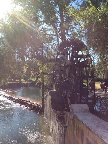 Mouchao-water-wheel-Tomar-portugal