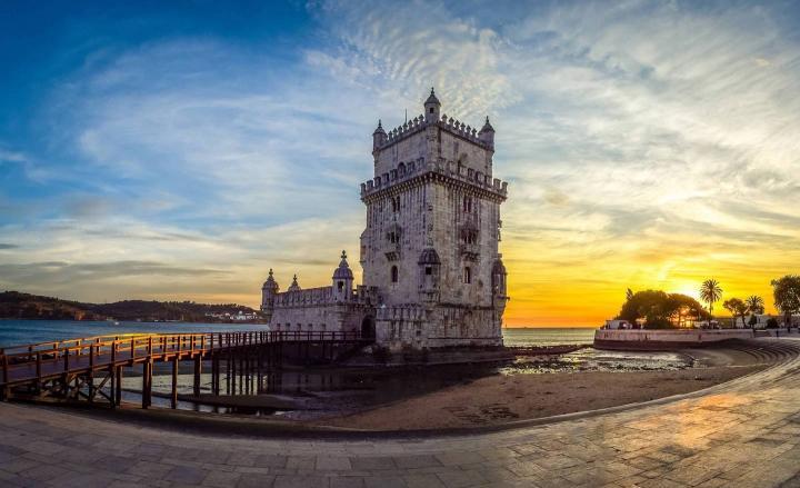 belem-tower-lisbon-sunset