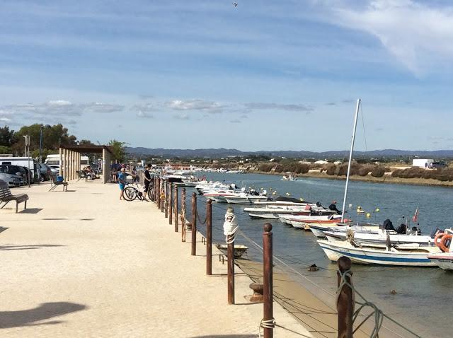 Fuseta-harbour-algarve