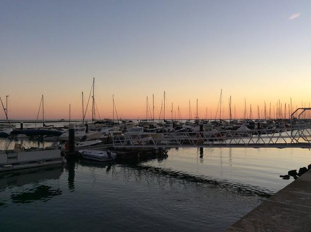 Olhao-harbour