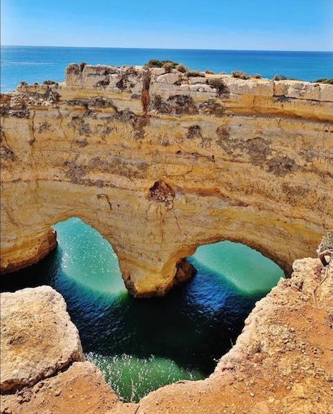 most-romantic-places-portugal-praia-da-marinha-algarve